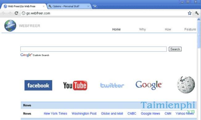 Web Freer