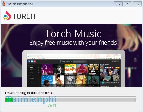Download Torch Browser 55 0 0 12079 - Trình duyệt web đa tính năng -ta