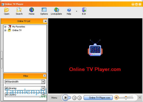 online tv player 4.9.5.0 gratuit