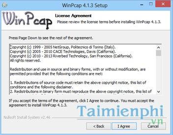 4.0.2 TÉLÉCHARGER WINPCAP