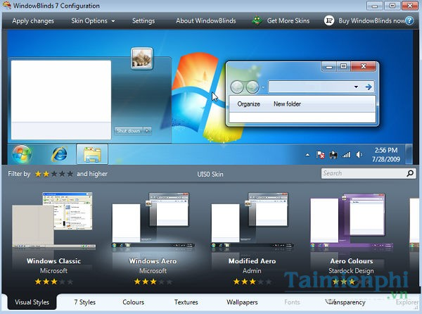 download WindowBlinds