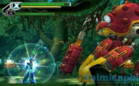Download Megaman X8 cho Windows 10 - Game Offline hay cho