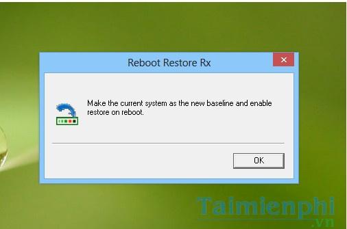 Download Reboot Restore Rx 3 3 build 20190711 - Đóng băng và khôi phụ