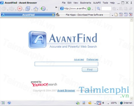 download avant browser