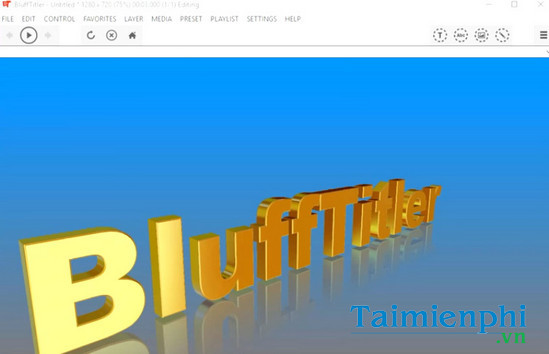 download blufftitler