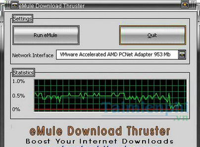 download emule download thruster