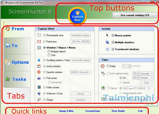 download screenhunter pro