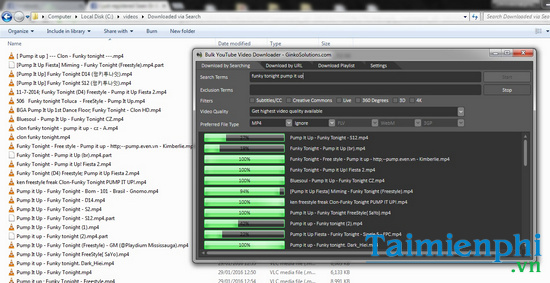 download youtube mass video downloader