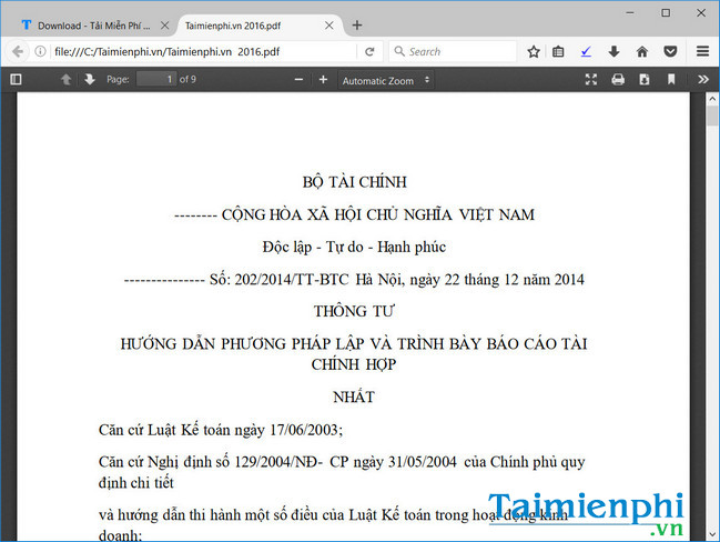 download firefox tieng viet
