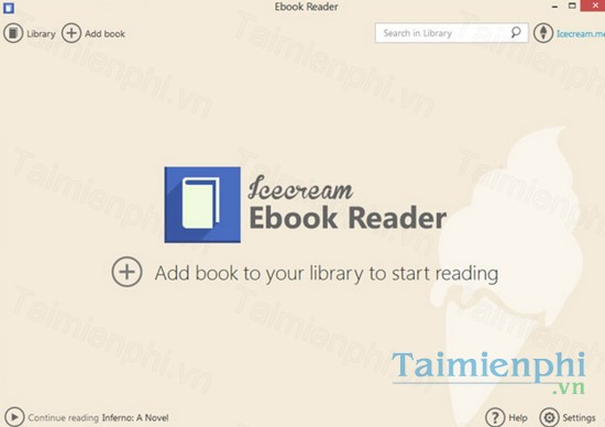 download icecream ebook reader