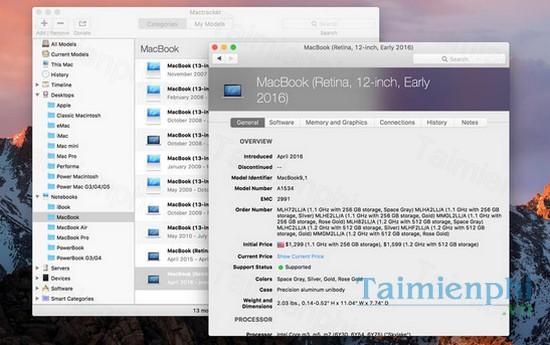 download mactracker cho mac
