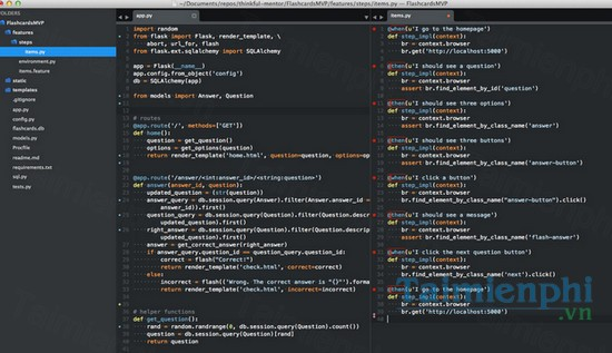 download sublime text 3 cho mac