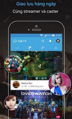 download talktv cho iphone