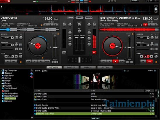 download virtual dj
