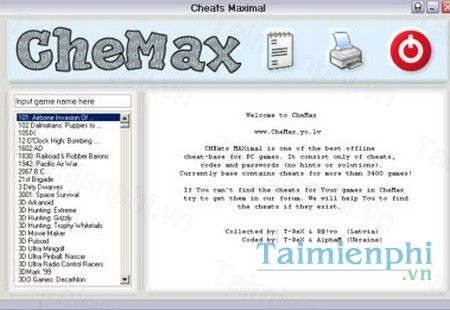 download chemax