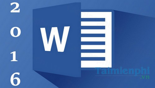 download word 2016