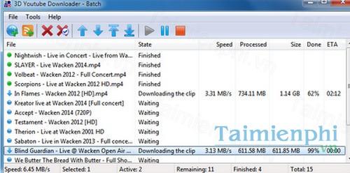 download 3d youtube downloader batch
