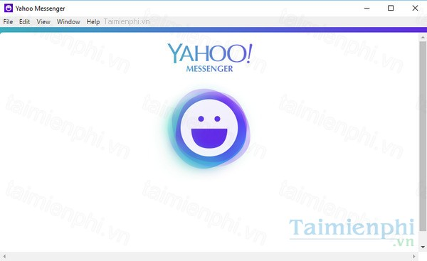 download yahoo messeger