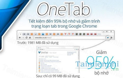 download onetab for chrome