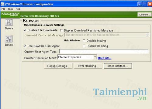 download kioware browser