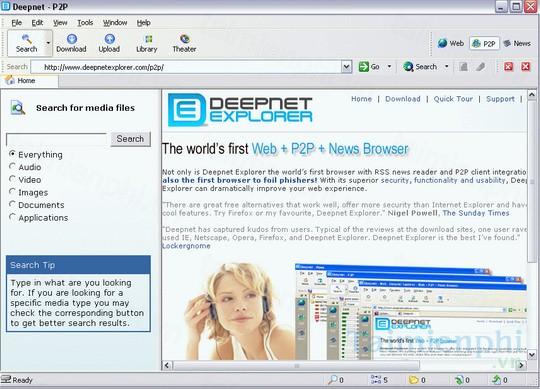download deepnet explorer