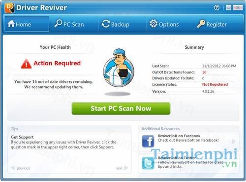 download driver reviver