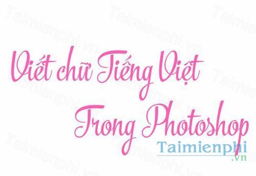 download font viet hoa