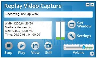 download replay video capture