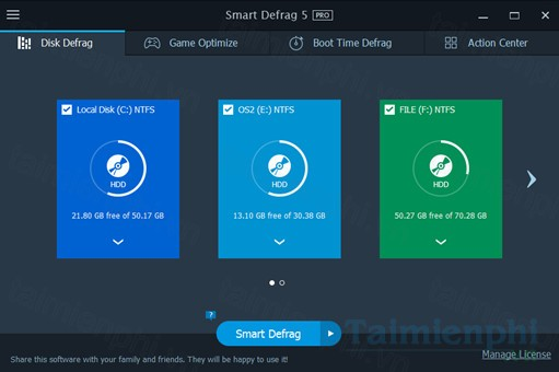 download Smart Defrag