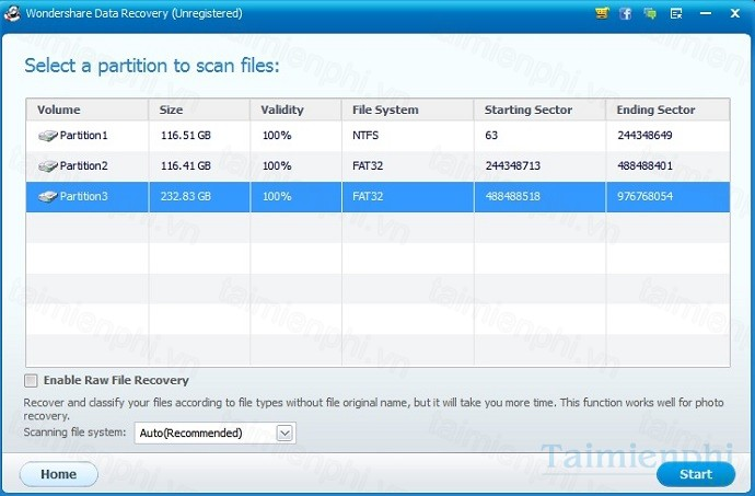 download wondershare data recovery