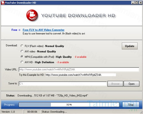 download youtube downloader hd