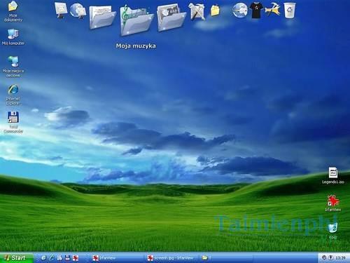 Download RocketDock 1 3 5 - Tự thiết kế thanh Taskbar cho