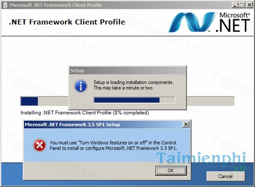 net framework 3.5 xp sp2