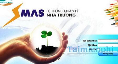 Quản lý nhà trường SMAS