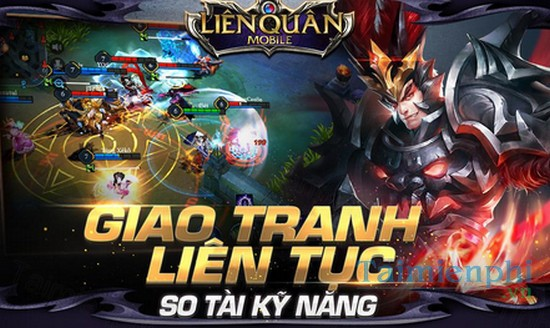 download lien quan mobile