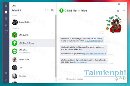 download line for windows