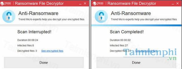 download trend micro ransomeware file decryptor