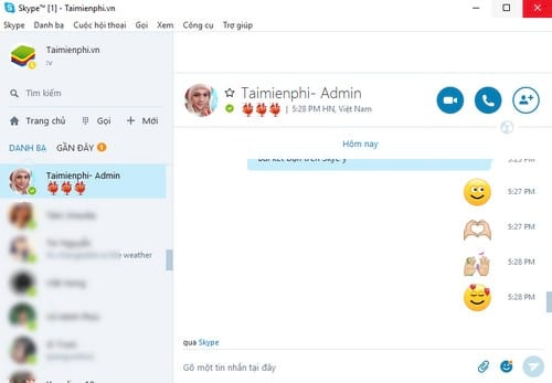 download skype chat