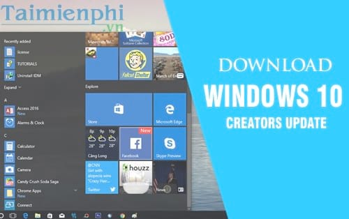 download windows 10 creators update