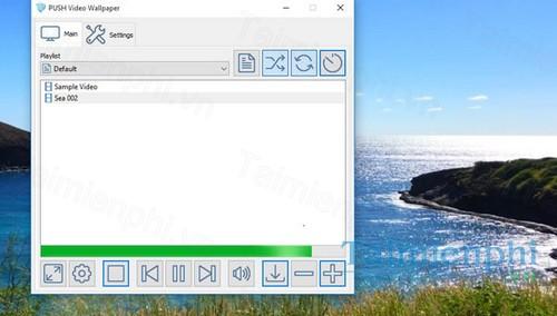 download push video wallpaper