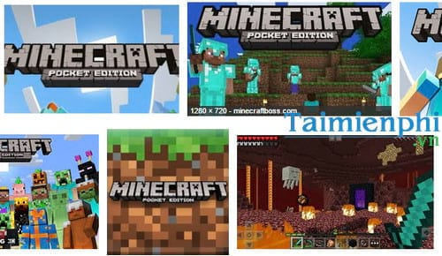 download minecraft pe