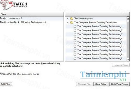download batch pdf merge
