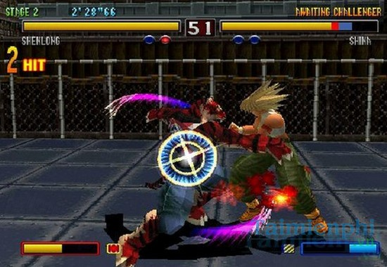 download dau truong thu bloody roar