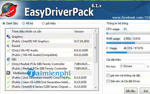 download easy driver pack full version 2018