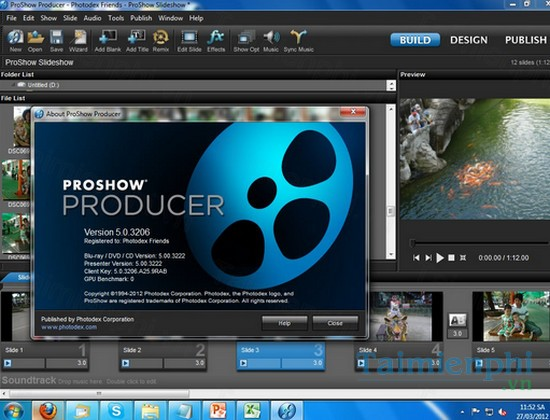 download proshow producer full crack mien phi