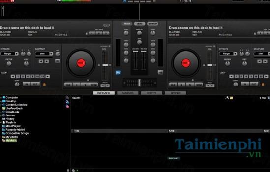 Virtual Dj 7 4 Tải Về Taimienphi Vn