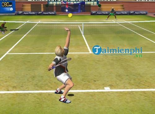 International Tennis Pro Demo