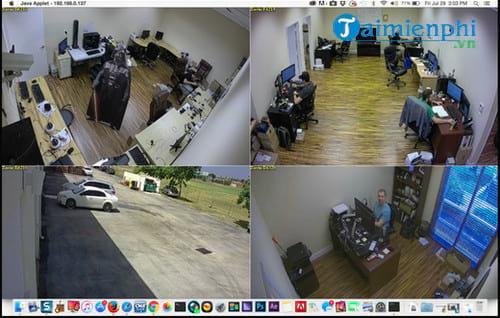 Download IP Camera Viewer for Mac 7 32 - Giám sát và điều khiển camera
