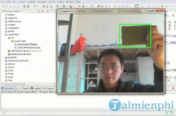 Download JavaCV 1 5 1 - Thư viện lập trình Java -taimienphi vn