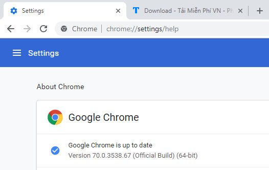 download chrome 70.0.3538.67
